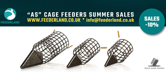 small cage feeders